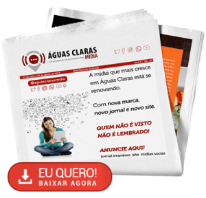 Jornal Impresso Águas Claras Mídia