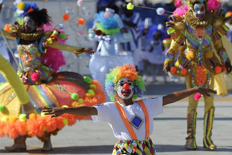 Pré-carnaval em Águas Claras