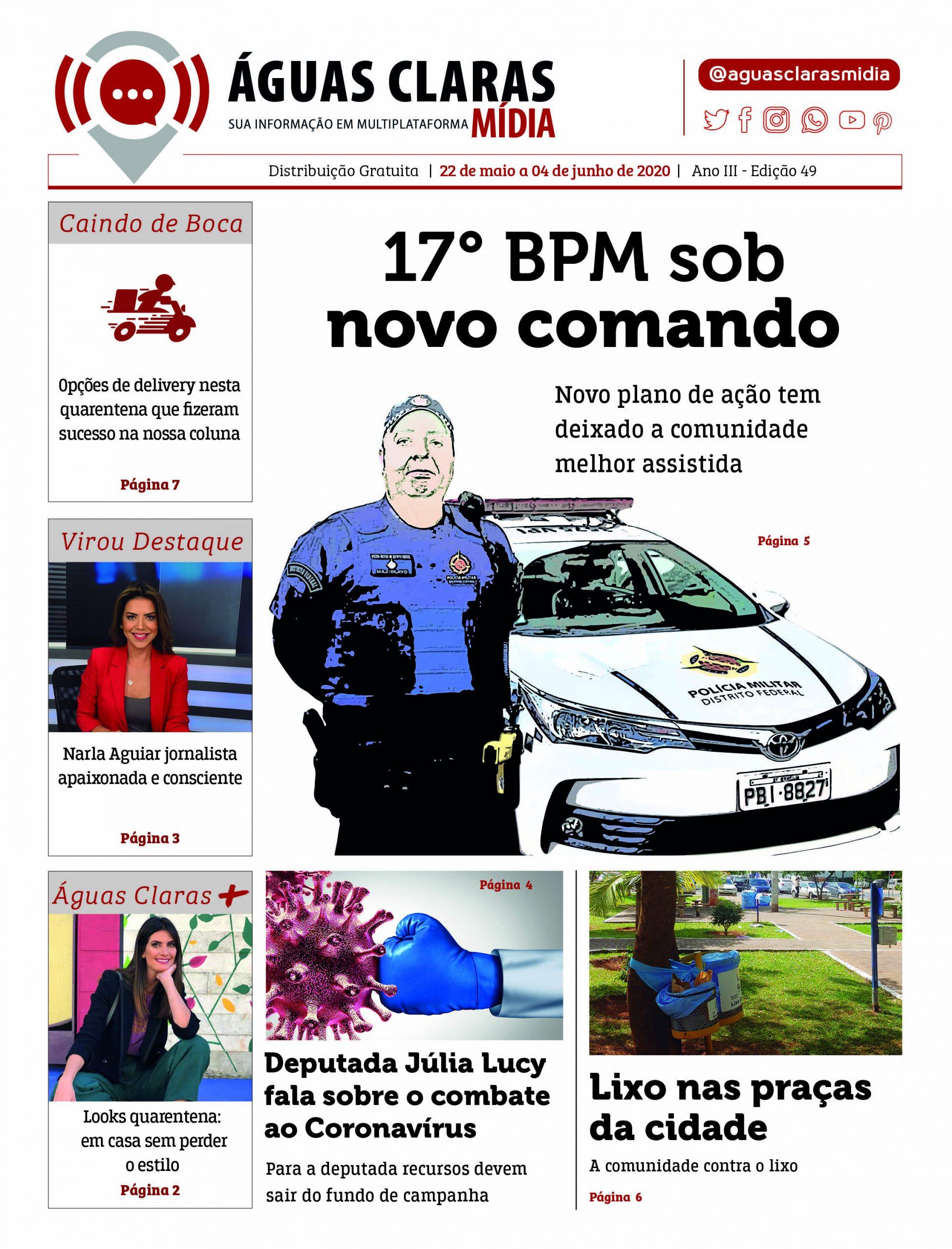 Jornal Águas Claras Mídia Edição 49