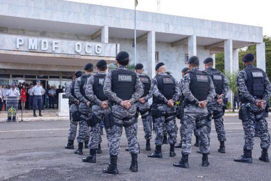 Câmara Legislativa desbloqueia projeto de recomposição de efetivo da PMDF