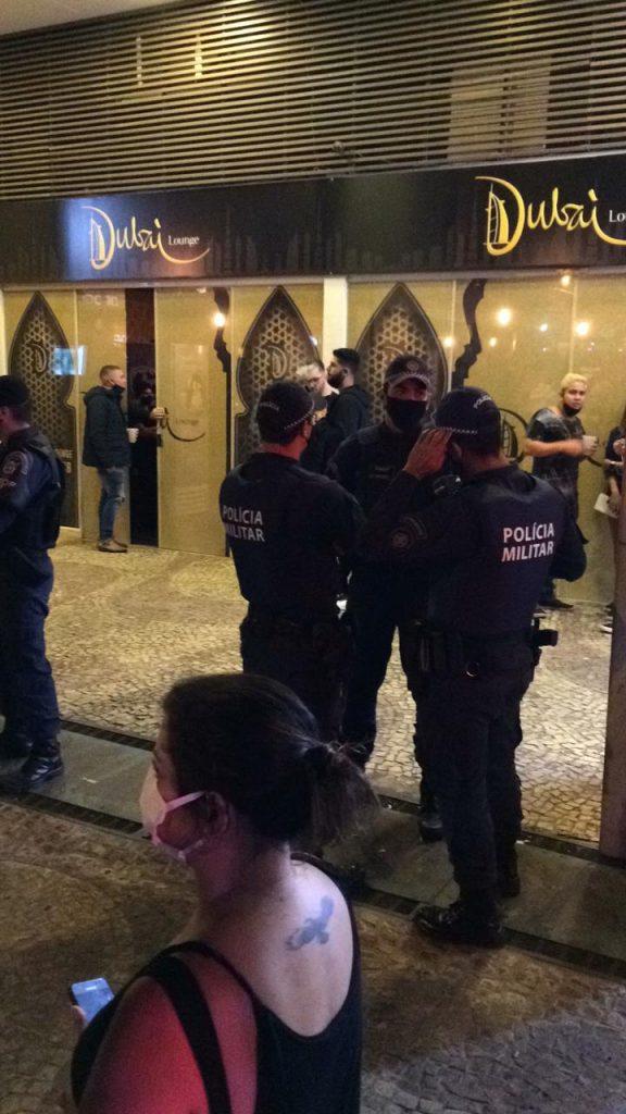 Bar de Águas Claras multado e interditado após confusão