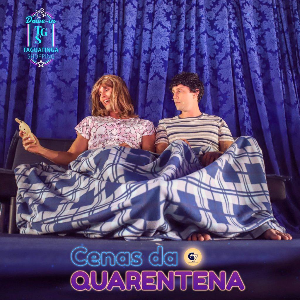 """""""Cenas da Quarentena"""""""
