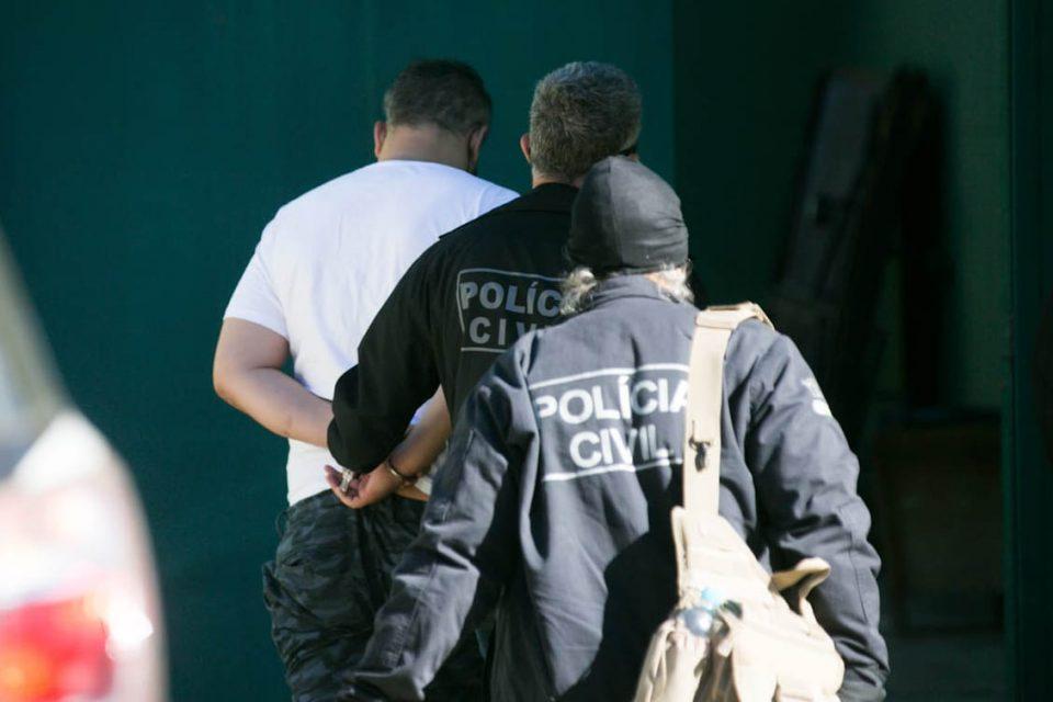 PCDF prende envolvidos em pedofilia – um em Águas Claras