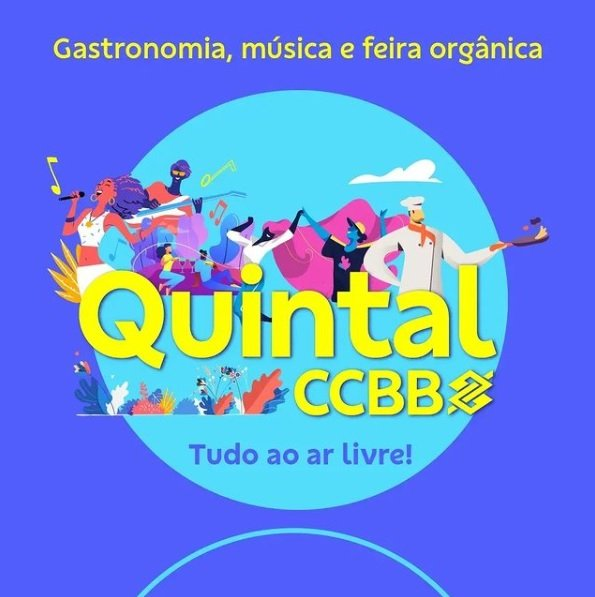 Quintal CCBB