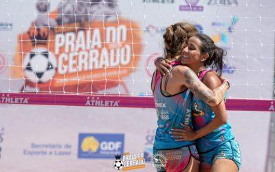 Começou a 8ª edição do Circuito Praia do Cerrado
