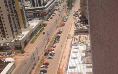 Avenida Castanheiras terá interdição de trânsito no domingo (17)
