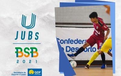 DF sedia Jogos Universitários Brasileiros